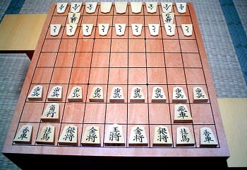 Google DeepMind has applied its AlphaGo Zero program to chess, shogi (shown here) and Go. The algorithm mastered all three within 24 hours. Source: Tamago915 / CC BY-SA 3.0