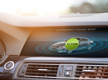 Infineon develops components for Advanced Driver Assistant Systems. Source: Infineon