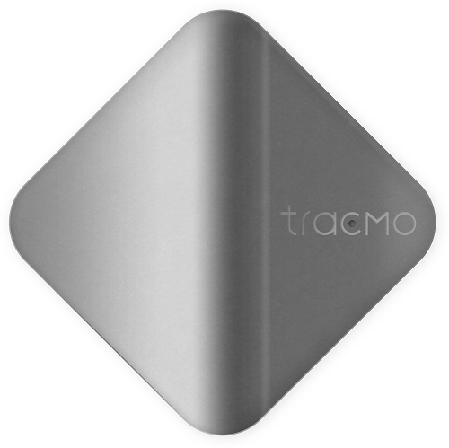 The Bluetooth 5 tracker. Source: TracMo