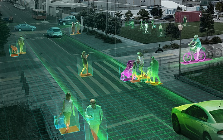The Metropolis platform is designed to use intelligent video for safer and smarter cities. Source: Nvidia