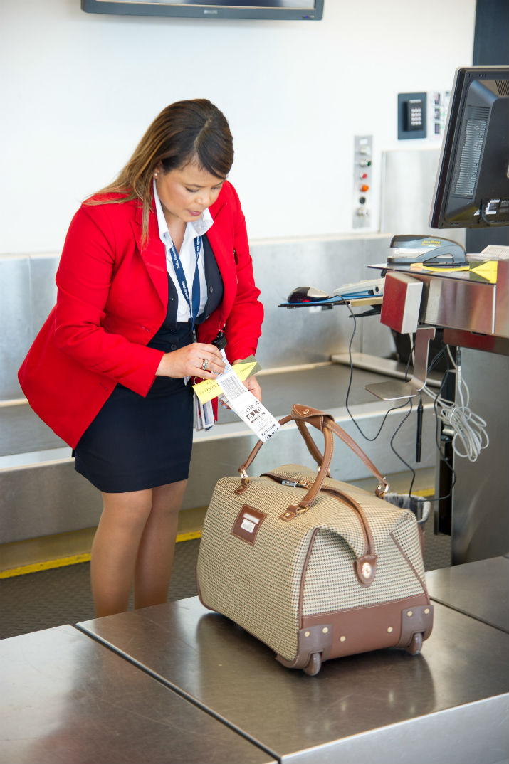 Delta handles about 120 million bags annually. (Image Credit: Delta)