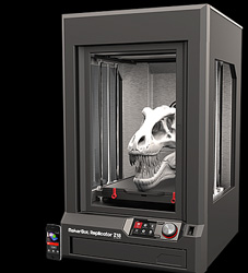 MakerBot Replicator Z18 (single print head, 12x12x18 working volume) $6499