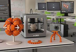 M3D Micro - $349 (ready to run)
