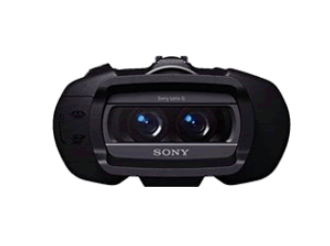 DEV-5 model mimics Macrobinoculars. Source: Sony