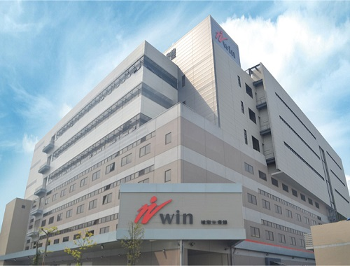 Win's Fab C facility is located in Guishan, Toayuan City, Taiwan. Image credit: Win Semiconductors