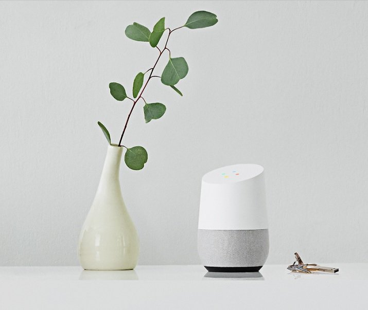 Google Home is looking to take on Amazon's Alexa smart home products by offering an alternative that connects to all Google-related devices, is cheaper, and has a smaller form factor. Source: Google
