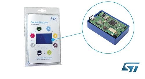 Sensor Module Simplifies Internet Of Things Development