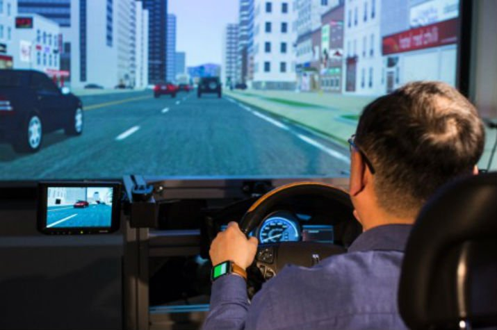 The company looks to integrate wearable technology into its vehicles. (Image Credit: Ford)