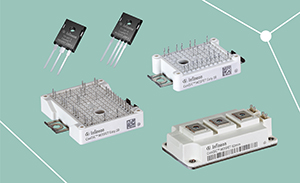 The 1,200 V CoolSiC MOSFET family. Image credit: Infineon