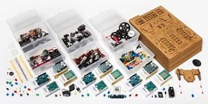 The CTC101 educational toolbox. Image credit: RS Components