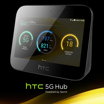 Pre-orders for Sprint's 5G smartphones begin today | Electronics360