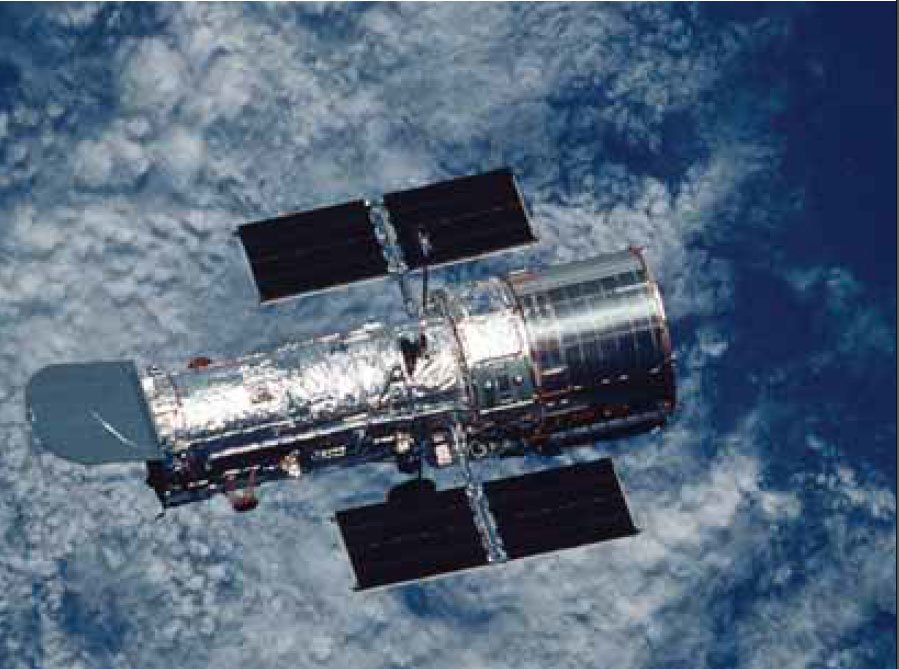 The Hubble telescope has allowed us to explore the cosmos as never before.  Engineers will seek to devise even more sophisticated tools to uncover scientific mysteries. (Source: NAE)