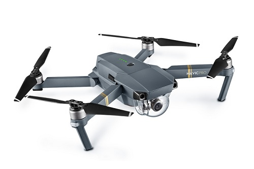 DJI's Mavic Pro is one of the drones that will need to be registered. (Source: DJI)
