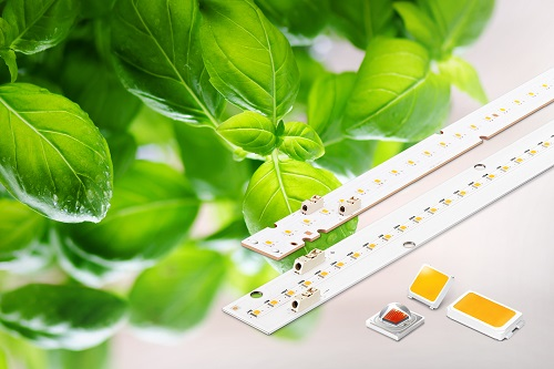 The new horticulture LED modules. Source: Samsung
