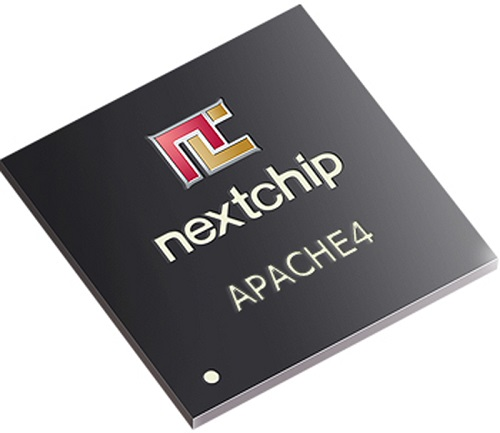 The Apache4 pre-processor. Source: Nextchip