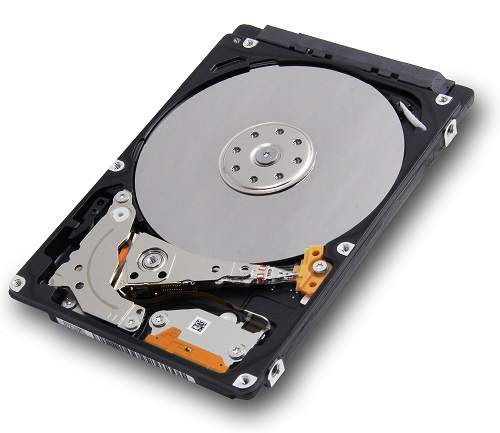 The MQ04 hard disk drive. Source: TAEC