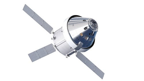 Orion is a next-generation manned spacecraft designed to carry humans into deep space. Source: NASA