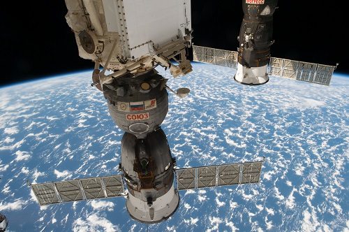 Recent space modules docking with the International Space Station. Source: NASA