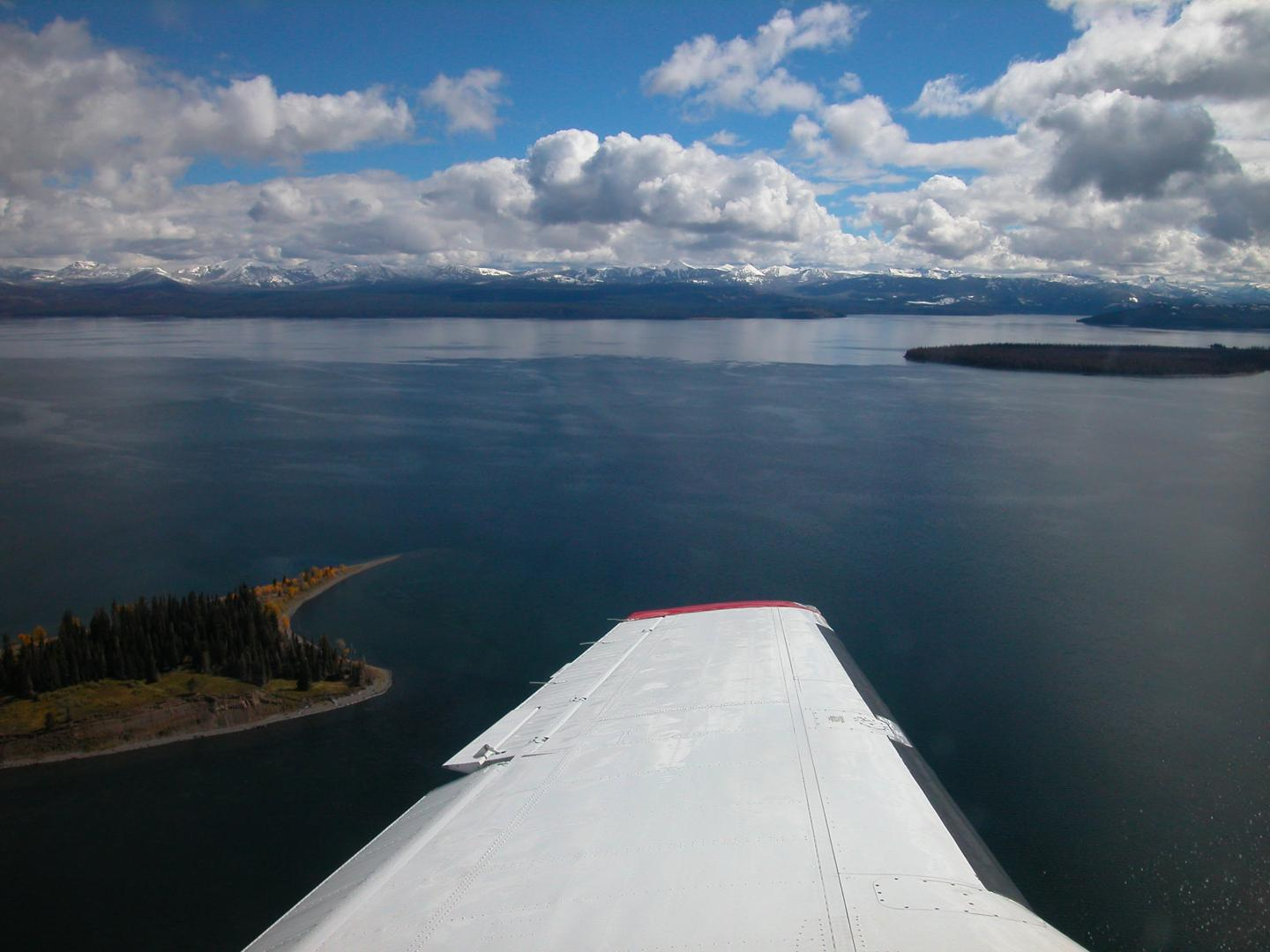 LiDAR Allows National Park Service to Control Lake Trout