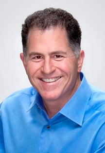 Michael Dell, chairman and CEO of Dell