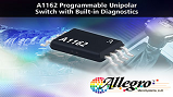 Allegro's?A1162?Hall-effect switch. Source: Allegro Microsystems