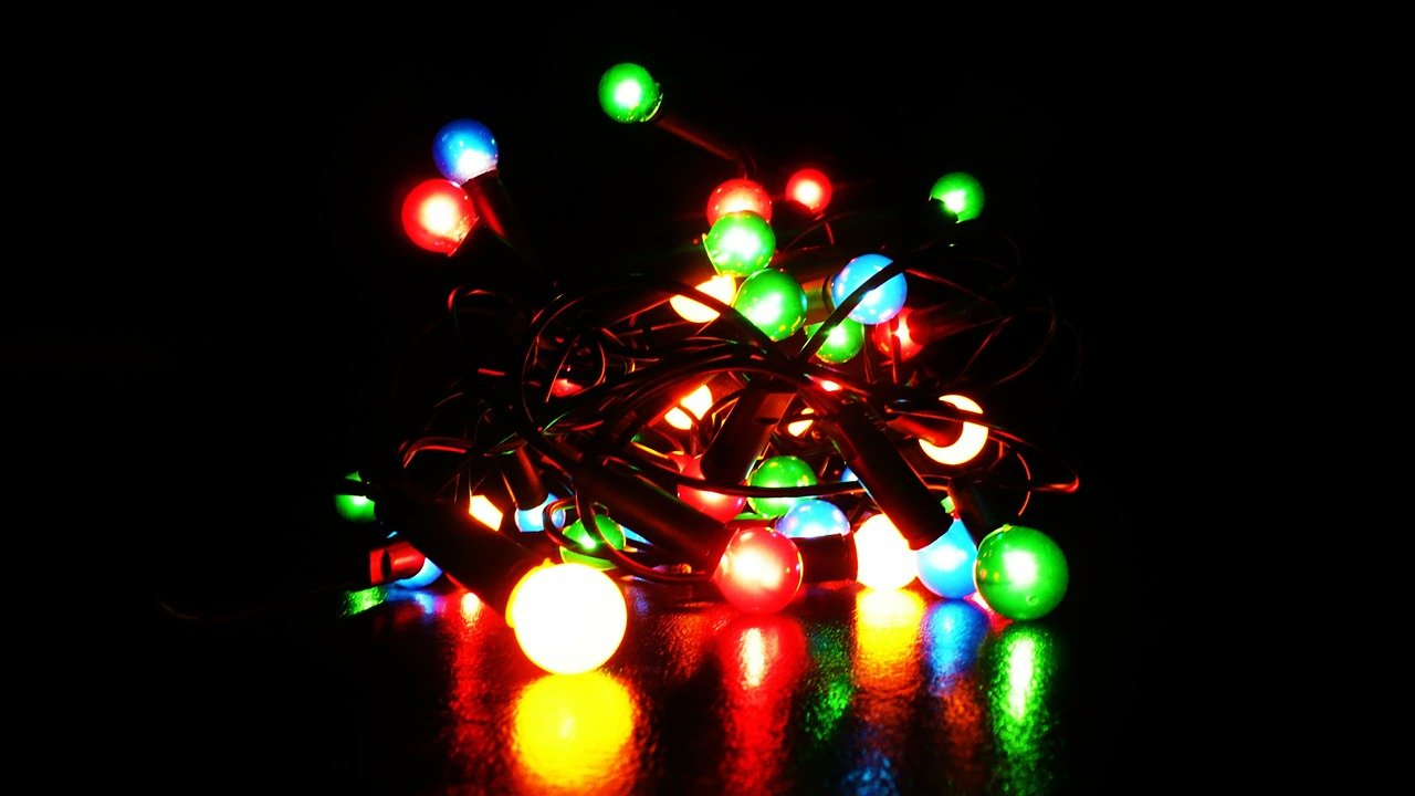 Christmas lights have come a long way over the past two centuries—from wax candles to LEDs.