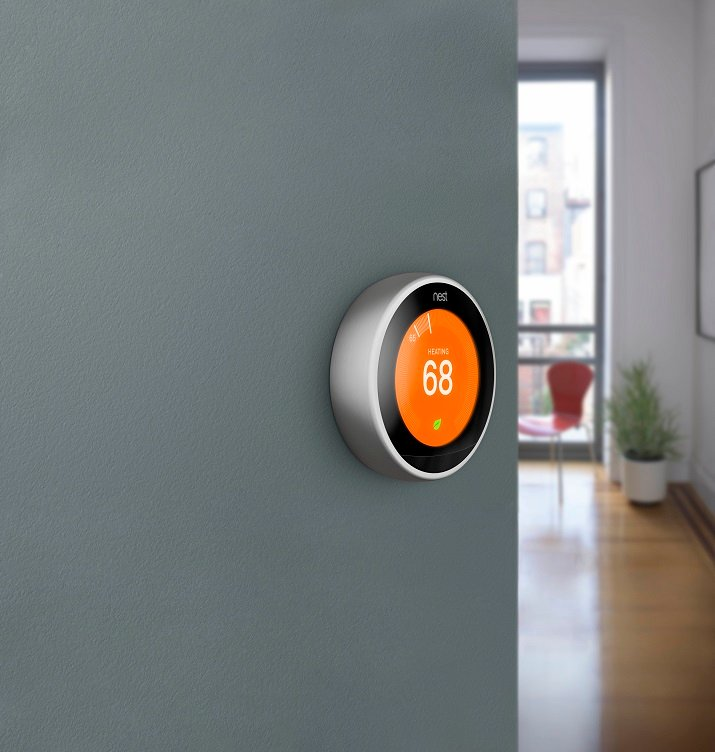 The third-generation smart thermostat is one product that Nest Labs has been able to get out the door and into homes, however, delays in other products have raised concerns about the company. Source: Nest Labs