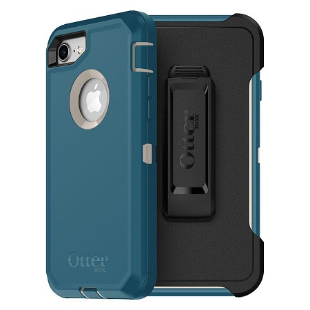 The iPhone 8 version of the original OtterBox Defender. Source: OtterBox