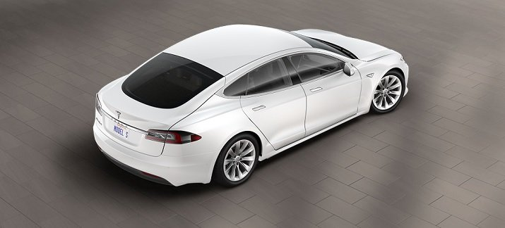 Tesla is offering the Model S at a reduced price of $58,500 after incentives. Source: Tesla