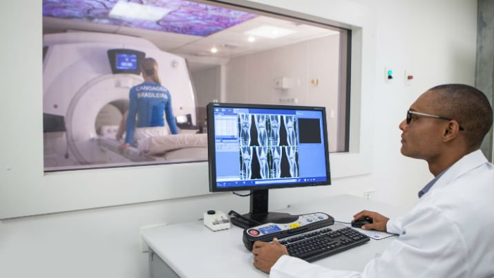 Like US athletes from the past two Olympic Games, now all competing athletes attending the Rio 2016 Summer Olympic Games will have their health interactions managed by an electronic medical record (EMR). (Image Credit: GE Healthcare)