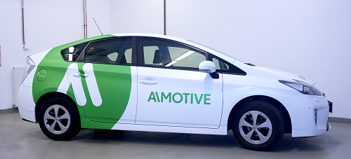 AImotive has established it will work on a vision-first strategy when it comes to autonomous driving. Source: AImotive