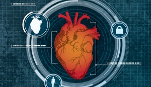 The system uses low-level Doppler radar to measure your heart, and then continually monitors your heart to make sure no one else has stepped in to run your computer. Source: Bob Wilder/University at Buffalo