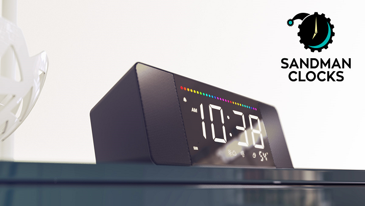 New Alarm Clock Can Connect With Smart Home Devices