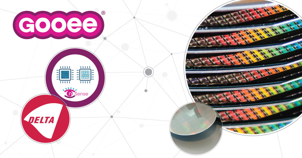 The Gooee and Delta Microelectronics partnership brings LED manufacturers one-step closer to the IoT. Source: Gooee