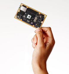 Nvidia's Jetson TX1 module is designed to process deep neural networks. Source: Nvidia