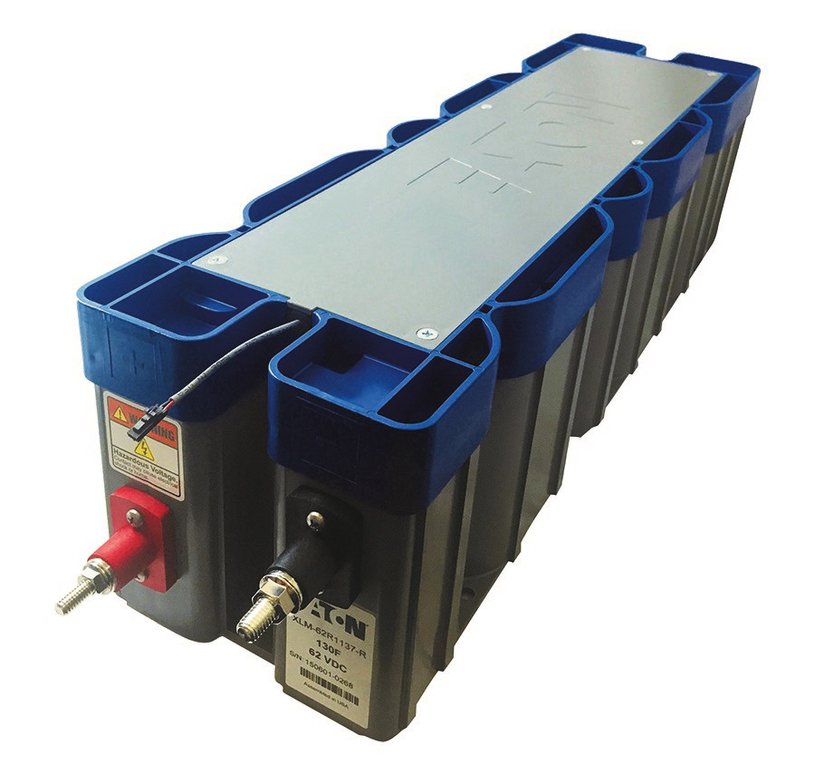 Supercapacitor Parallel Car Battery