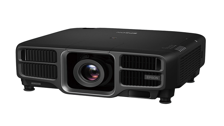 New Epson Pro L-Series large venue projectors are one of several new Epson laser display solutions introduced at InfoComm for large venue, corporate and education markets (Epson)